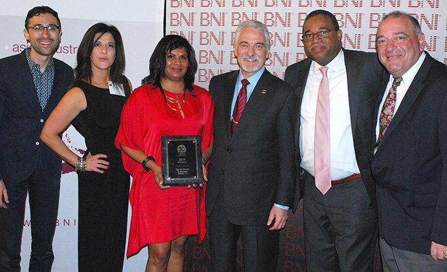 BNI Awards at National Conference